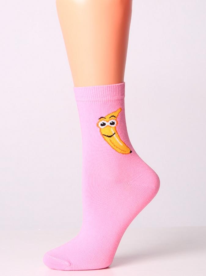 Новые хлопковые носки средней высоты марки Giulia